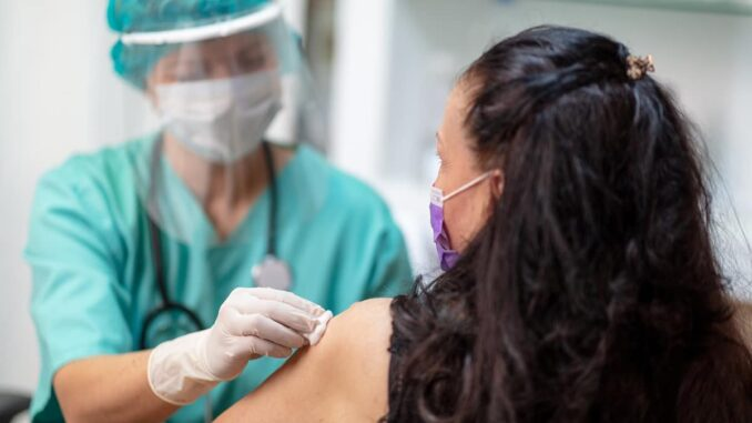 Vaccinated People Are Making Healthy People Sick