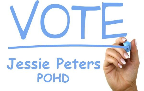 In Support of Jessie Peters