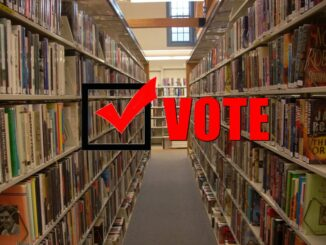 Vote Peters and Rose for Library District Board
