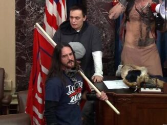 Capitol Protester Threatened With 20 Yrs In Prison Takes Plea Deal