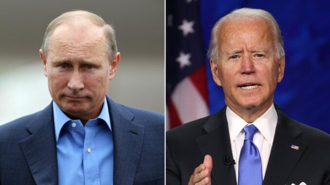 The Coming Biden/Putin Train-Wreck Summit