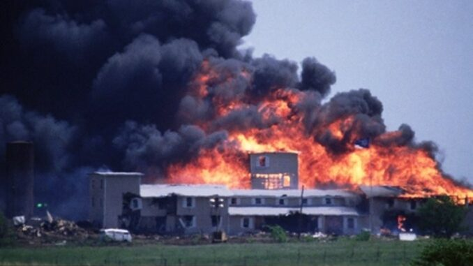 The Lessons of Waco