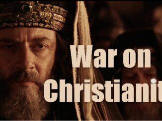 War on Christianity Comes to Spokane