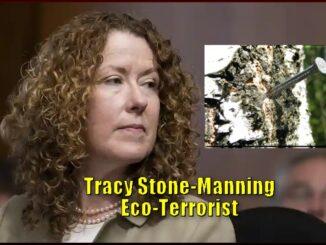 Biden's Nominee to Head BLM Is An Eco-Terrorist
