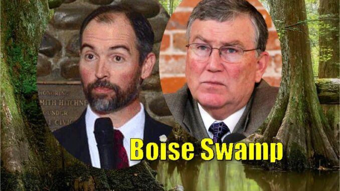 "Idaho's Kangaroo Court House ""Ethics"" Committee is Back at it"