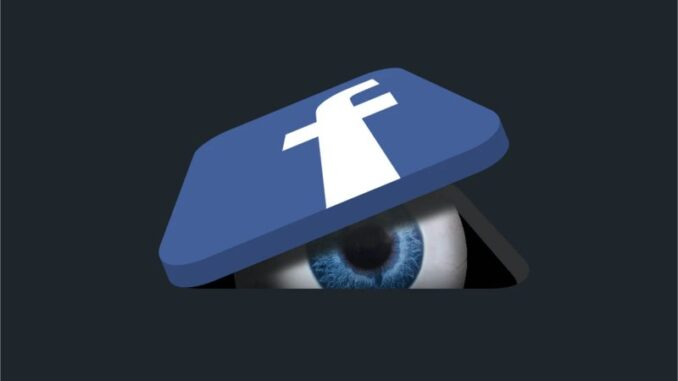 Facebook Radicals Want You To Snitch On Family and Friends,