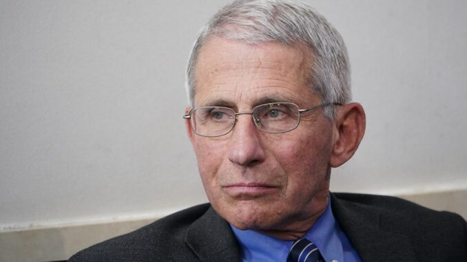 Fauci Admits You Will Be Forced To Get the Kill Shot