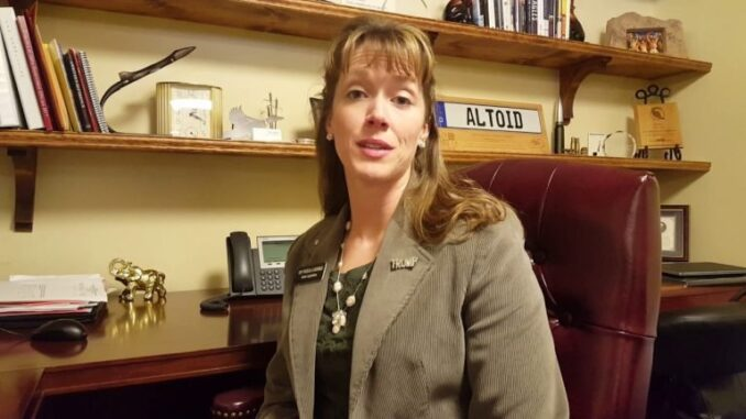 Defying Unethical Charges: Interview With Rep. Priscilla Giddings
