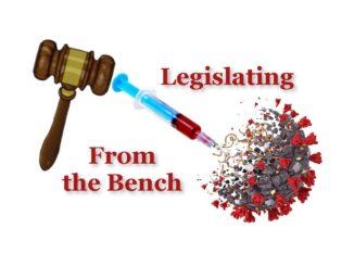 Activist Democrat Judge Ordering Vaccines in Sentencing