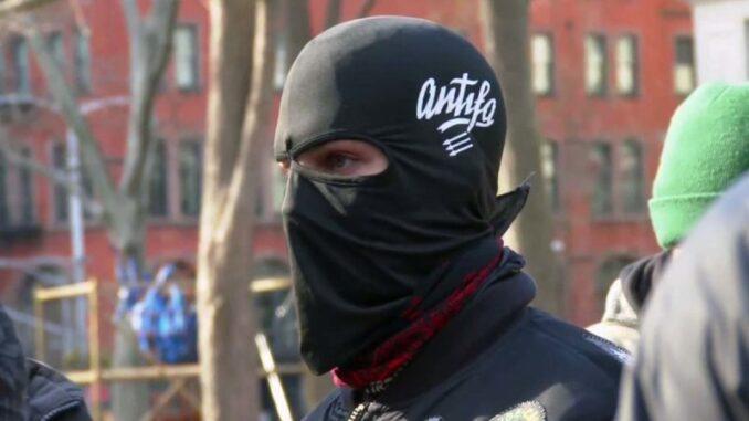 Antifa Are Cowards