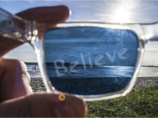 Believe What You See