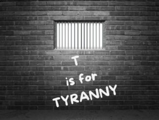 T Is for Tyranny: How Freedom Dies from A to Z
