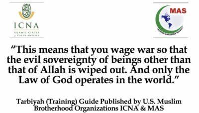 The Muslim Brotherhood, Al Qaeda, and Taliban Are All Fighting Together