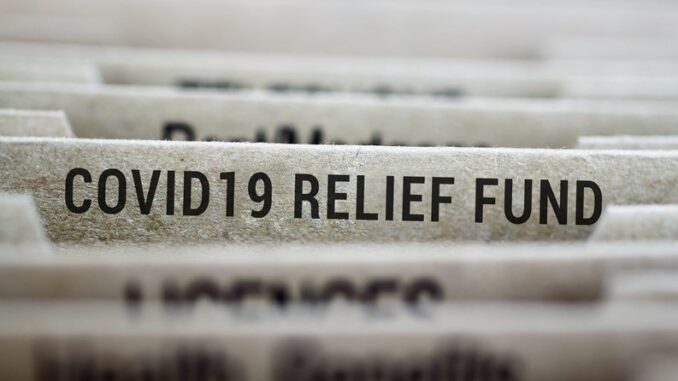 COVID relief funds